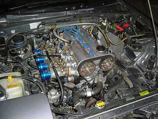 ロードスターbp改2000cc