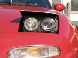 ロードスター丸目4灯ライトキット