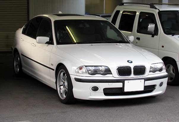 bmwe46中古車