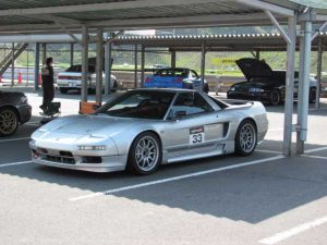 NSXサーキット