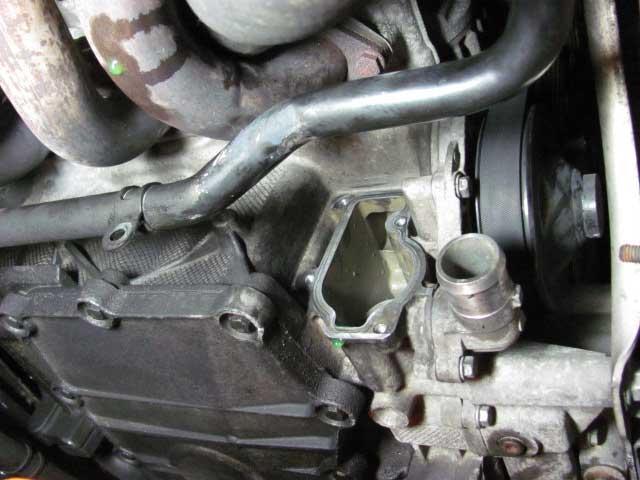 ポルシェ911996修理
