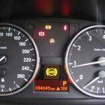 E91 BMW325i ABS警告灯点灯